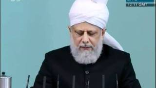English khutbah 13th May 2011   clip1