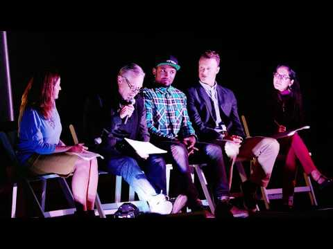 Panel Discussion - Weaving Movements: Love For The Land