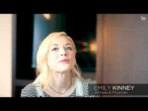 A Drink With: Emily Kinney