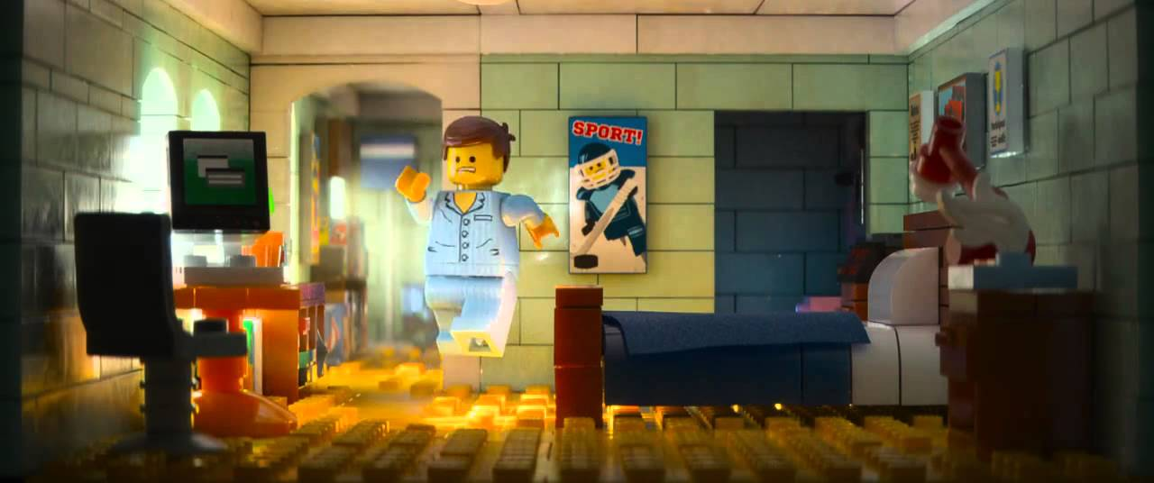 "The LEGO Movie | ""Good Morning!"" Clip [HD] - YouTube"