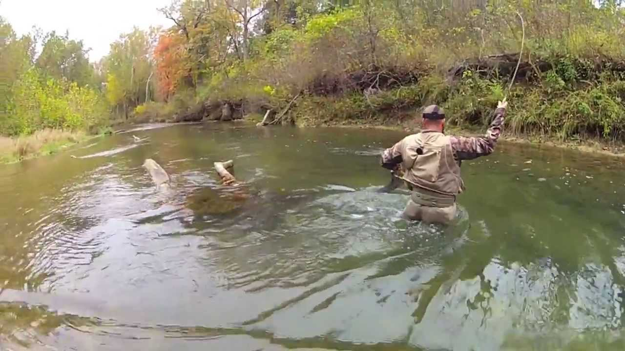 Fly fishing the current river youtube for Mo fishing license