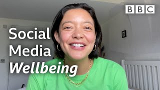 Using social media healthily during lockdown | Mental Health Awareness Week - BBC
