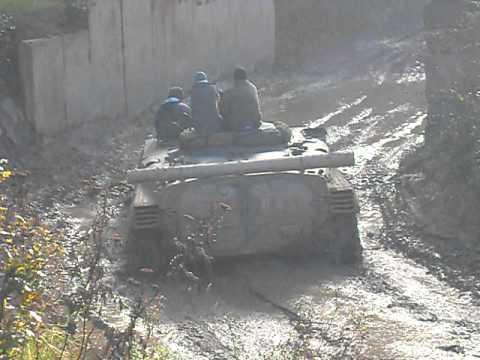 BMP Panzer fahren Königsee 15.10.11