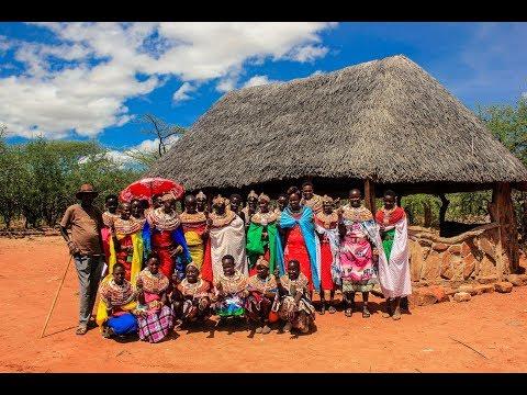 NORTHERN KENYA TRAVEL VLOG: LEWA WILDLIFE CONSERVANCY & SAMBURU BEADWORKS PROJECT