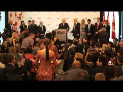Grand Opening of Trump International Hotel & Tower®