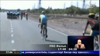 Чемпионат Казахстана по велоспорту стартовал в Алматинской области