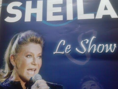 Sheila concert chatillon (extrait) Medley Disco