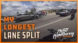 my longest lane split