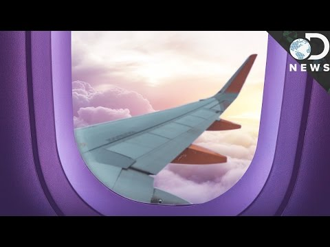 Here's Why Wings Don't Fall Off Airplanes