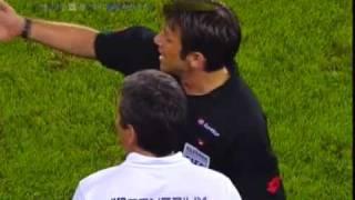 Fenerbahçe-Shaktar Donetsk Maçında Çıkan Olaylar-21 Temmuz 2011
