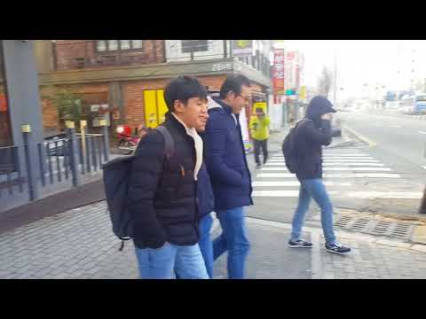 Students life at ENDICOTT COLLEGE in South Korea. mp4