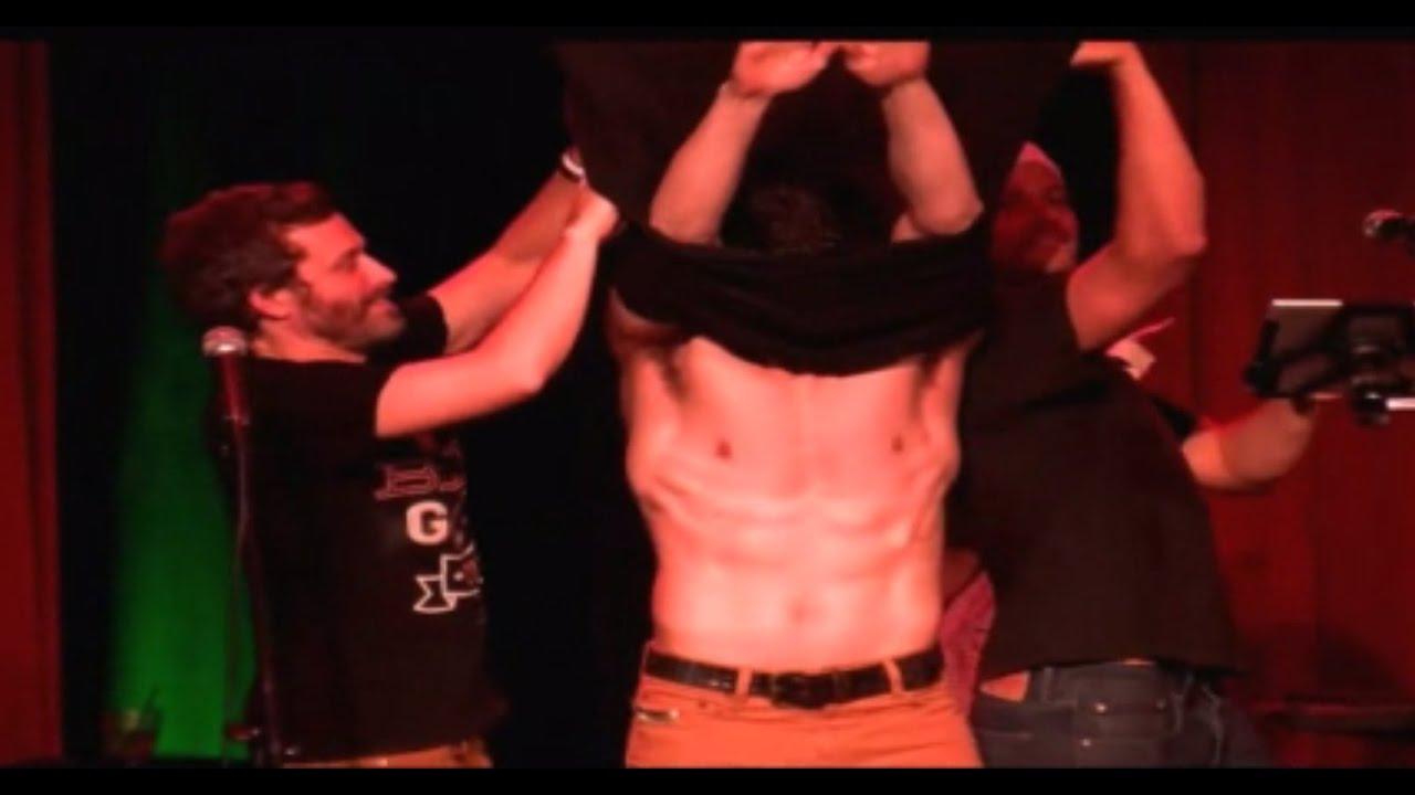 Stageit Jason Mann | Misha Collins - Random Acts - Christmas Dec ...