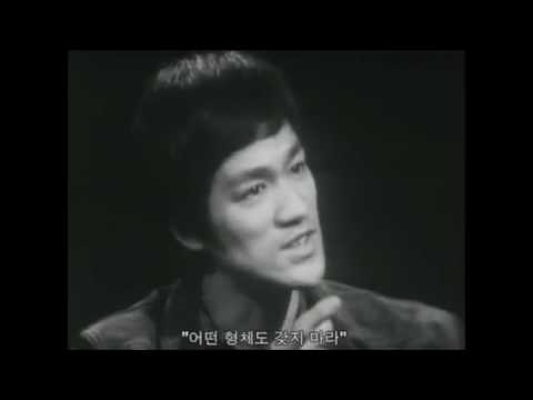 "Bruce Lee's superhuman speed punches ""The Lost Interview"""