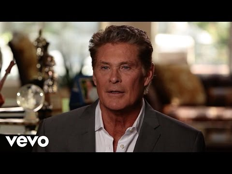 David Hasselhoff - True Survivor (Video Commentary)
