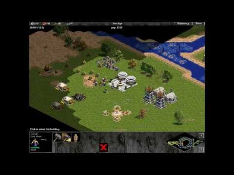 Ave Caesar. Mission 3. Alesia.Safe Approach. Age Of Empires.