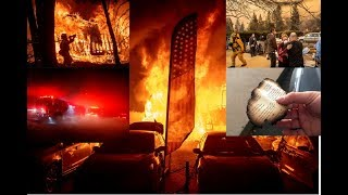 Camp Fire Major Highlights   83 People Confirmed Dead   150,000+ Acres Gone.. (Awareness Needed!)