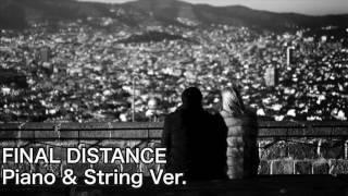 Cover images [ピアノ]FINAL DISTANCE(Piano & String Ver.)/Utada Hikaru 宇多田ヒカル
