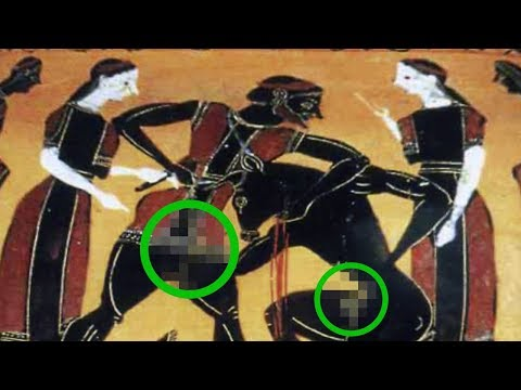 CRAZIEST Stories In Greek Mythology!