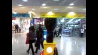 ТЦ Караван-Харьков. Вид из окна моего поезда которым я управляю.(Моя работа. Машинист детского паровозика!., 2013-12-22T23:19:44.000Z)