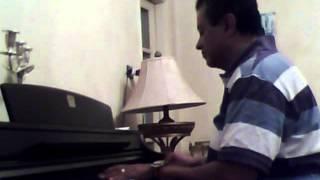 بتلومونى لية .. عبد الحليم حافظ .. موسيقى على بيانو طارق بغدادى