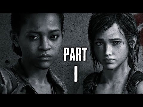 The Last of Us Left Behind Gameplay Walkthrough Part 1 - Riley (DLC)