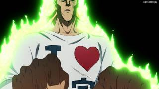 Сайтама против Кинга / Saitama vs King [One Punch Man 2]