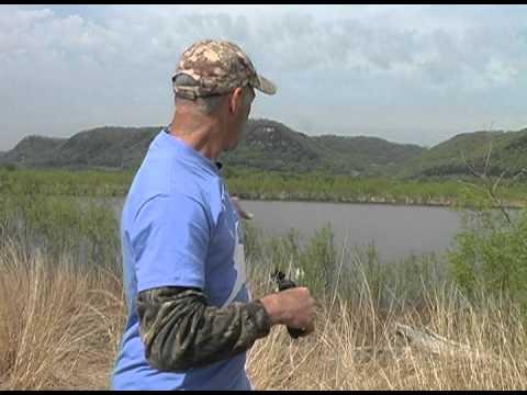 Upper Mississippi Wildlife Refuge- Island construction