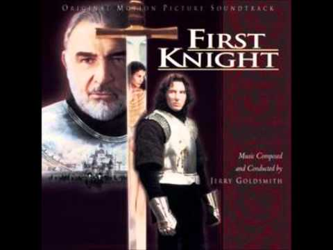 """JERRY GOLDSMITH - First Knight - """"Camelot Lives"""""""