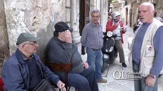 Ossa di San Nicola in Truchia, le reazioni sanguigne a Barivecchia