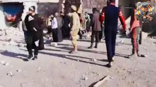 Авиация режима Асада и России бомбит сирийский Идлиб, 11 погибших