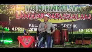 ( PENGAJIAN LUCU ) Nek Uwes ngene iki masio dijamoni ora kuat tangi by KH. Anwar Zahid