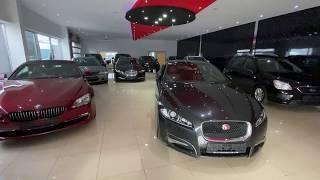 Überblick PKWs im Showroom vom 30. Januar 2020 (Penders Automobile)