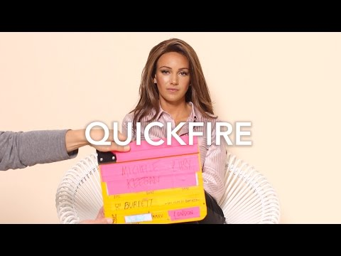 Michelle Keegan | Quick Fire