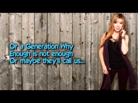 Jennette McCurdy - Generation Love (Karaoke Instrumental) HD