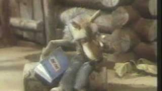 Волк и теленок (мультфильм)