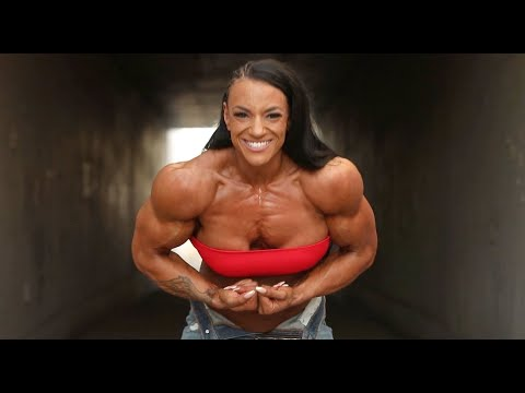 FEMALE BODYBUILDER Meet Alicia Bell