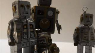 I'm a Robot...By The Raz & Landfill Harmonic