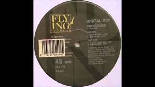 Digital Boy - Crossover (L.U.C.A. Over Mix) (1993)