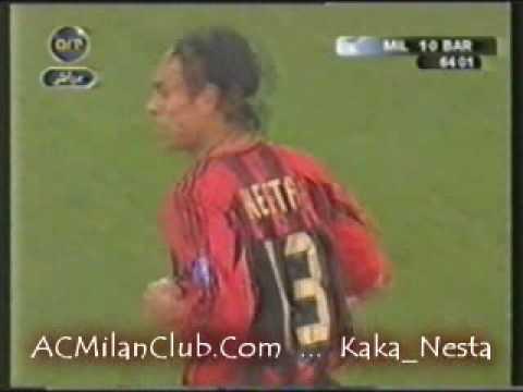 Nesta-VS- Ronaldinho