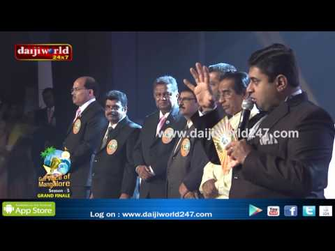 Gulf Voice of Mangalore - Season 5│Episode 1│Daijiworld Television