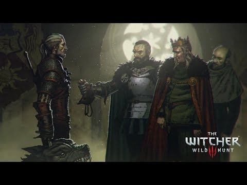 「The Witcher 3」Witcher Contract: Phantom of the Trade Route (PS4 Pro)