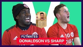 Sheffield United FUTmates: Donaldson v Sharp