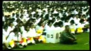 Pope John Paul II Visited Indonesia 1989