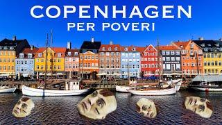 COPENAGHEN LOW COST! O COPENHAGEN? OSTELLO IN DANIMARCA. CONSIGLI PER SPENDERE POCHISSIMO !