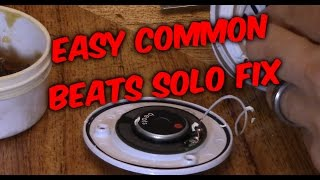 HOW TO FIX BEATS SOLO HEADPHONES SPEAKER, EASY STEP BY STEP GUIDE