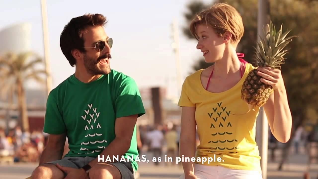 2c392cc744928a HANANAS on Kickstarter  Fix your flip-flops! - YouTube