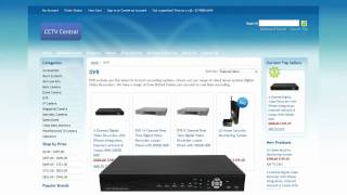CCTV Central - Home and Business CCTV Video Security Products