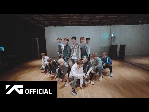 TREASURE - 'BOY' DANCE PRACTICE VIDEO