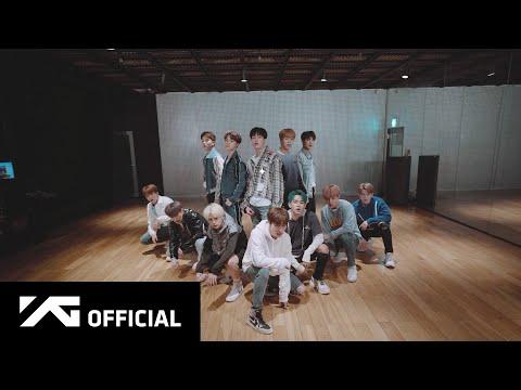 TREASURE - 'BOY' DANCE PRACTICE VIDEO
