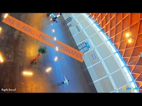 DCL Showrace - AERO 2017 Friedrichshafen - Drone Champions League